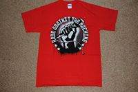RAGE AGAINST THE MACHINE MIC CHECK T SHIRT NEW OFFICIAL KILLING IN THE NAME OF New Fashion T shirt Brand Hip Hop Print Men Tee S