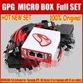2016 НОВЫЙ 100% Оригинал MICRO BOX Micro-box Полный Активированный Для, Samsung, (пакет с 35 шт. кабели)