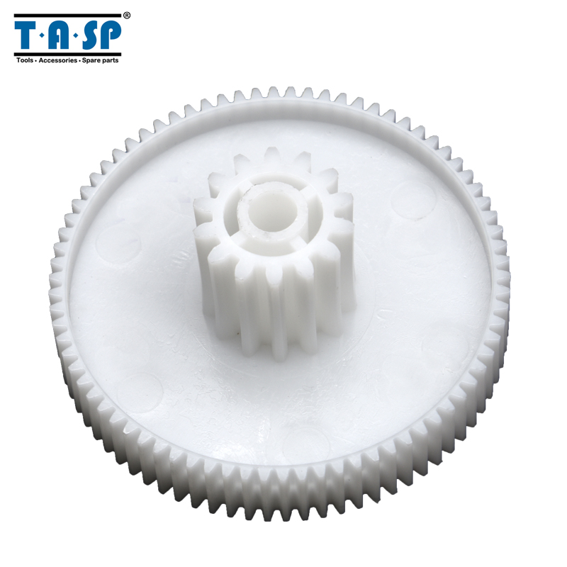 1pc Gear Spare Parts For Meat Grinder Plastic Mincer Wheel MYW-39 For Diva Philips Supra Sinbo Daewoo Orion Vigor