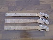 Free shipping  guitar maple neck without the tuner