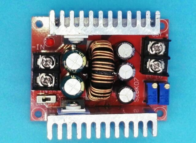 купить 300W 20A DC-DC Buck Converter Step-down Module Constant Current LED Driver and free shipping. по цене 645.98 рублей