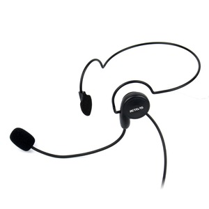 Image 5 - Retevis 2 หูฟังไมโครโฟนPTTสำหรับKenwood BAOFENG UV 5R BF 888s Retevis H777 TYT HAM RADIO Walkie Talkieชุดหูฟัง