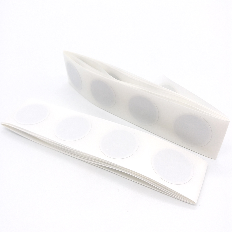100pcs NFC Stickers Ntag213  RFID Tag 13 56MHz ISO14443A NFC Sticker for all NFC phones