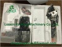 LX-PACK Merk Staalband Handgereedschap Voor ronde en kleine pakketten Pneumatische gereedschappen voor stationaire/mobiele toepassingen