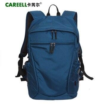 Careell Waterproof Laptop SLR Camera Backpack Photo Travel Bag Video Digital Tripod Bag Lens Pouch for Sony Canon Nikon D90 Slr