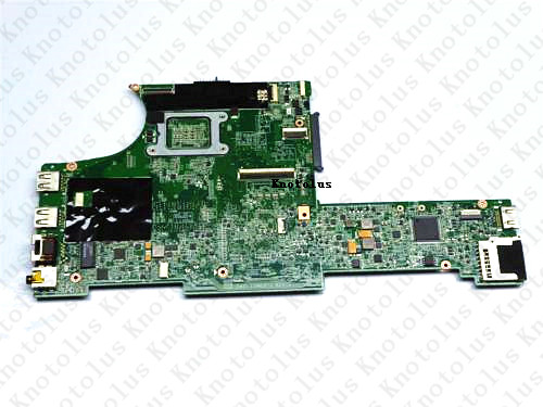 04Y1000 for lenovo ThinkPad Edge E130 laptop motherboard i3 cpu HM77 DDR3 Free Shipping 100 test ok in Laptop Docking Stations from Computer Office