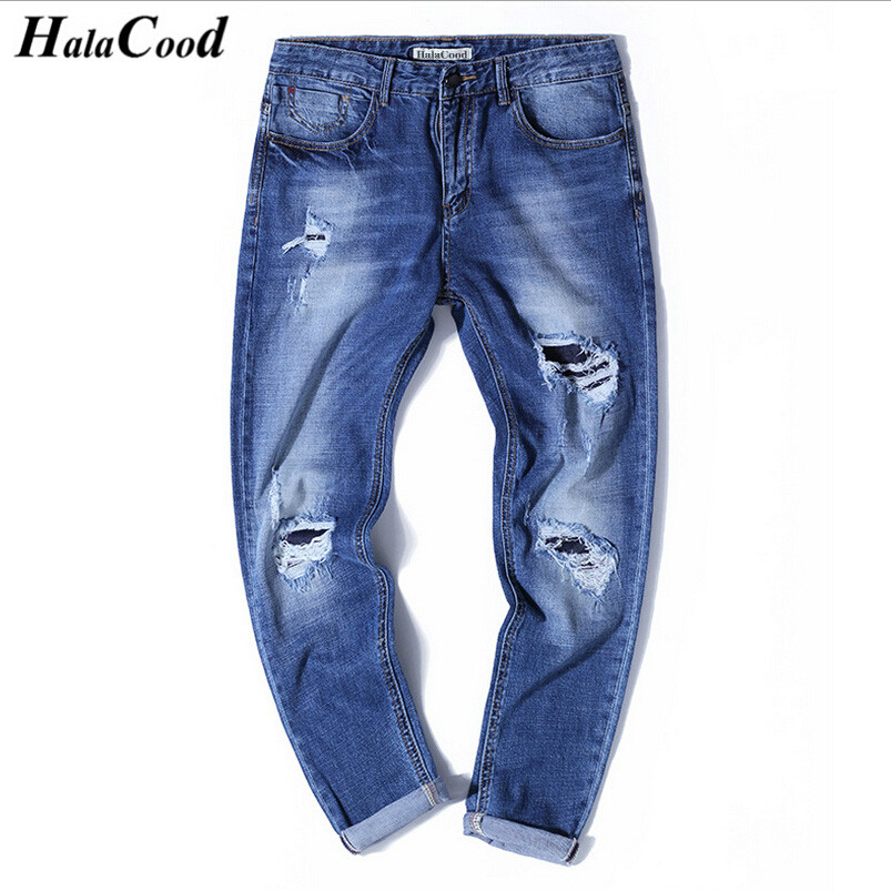 Online Get Cheap Destroyed Brand Jeans -Aliexpress.com | Alibaba Group