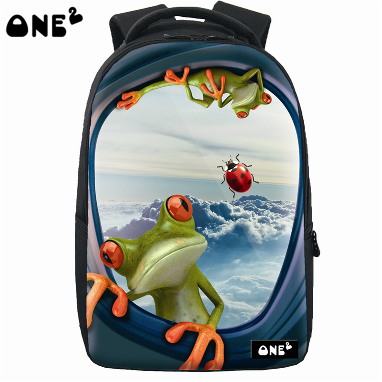 ONE2 design convenient cleaning printing polyester school bag laptop backpack teenager boys girls university students women man one2 design colorful 600d polyester school bag laptop backpack ice cream for university students women man teenager boys girls
