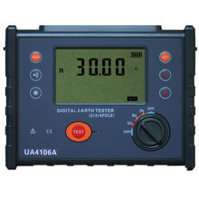 Cheap price UYIGAO UA4106A Digital Earth Resistance Soil Resistivity Tester Meter