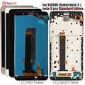 Ecran LCD + ecran tactile avec cadre pour Xiaomi Redmi Note 3 Pro ecran LCD remplacement pour Redmi Note 3 Kenzo ecran testé