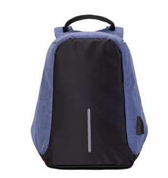 15-дюймовый рюкзак для ноутбука зарядка через usb Анти-кражи рюкзак Для мужчин Водонепроницаемый школьная сумка, мужской рюкзак, рюкзак для путешествий