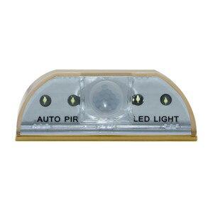 Image 4 - Светодиодный светильник для дверного замка, умный ключ для шкафа, индукционный маленький Ночной светильник, Сенсорная лампа, светочувствительный датчик