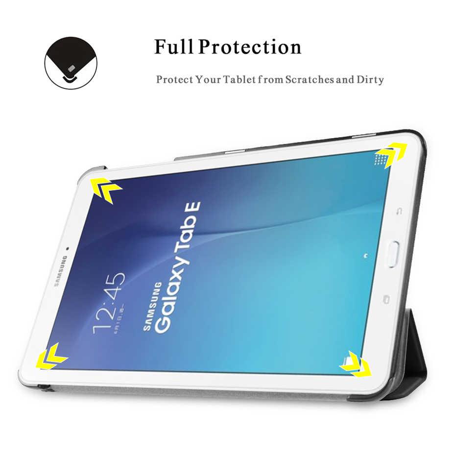 differently 9220b 8b7f3 For Samsung Galaxy TAB E 9.6 T560 T561 T565 T567V Case Cover for Galaxy TAB  E 9.6 T560 Tablet