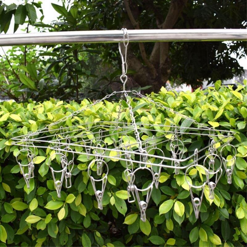 Квадратный Крючки для подвешивания из металла рубашка крюк Вешалки сохранить хранения Организатор сухой стойку Ванная комната