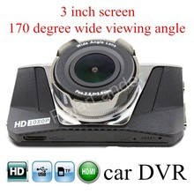 Best Buy 3 inch LCD screen Car DVR HD Car Camcorder Black Box DVR 170 Degree wide Viewing Angle Night Vision Dash Cam