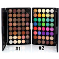 40 Color Eye Shadow Pearl Shiny Eye Shadow Compact Palette Eye Shadow Cosmetics