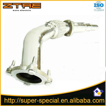 Exhaust Downpipe FOR Golf GTI Jett@ Beetle @udi TT VW 1.8T 1999-2006