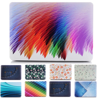 Newest Colors Shell Cover Case For Macbook Laptop Retina 12 Air 11 13 Pro 13 15