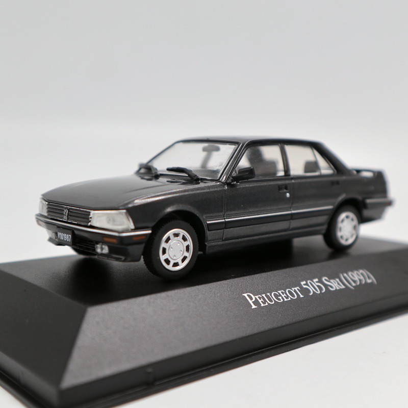 IXO Altaya 1:43 Peugeot 505 Sri 1992 Toys car Diecast Models Collection Boy Gift ключница samsonite ключница spectrolite slg 7x13x1 5 см