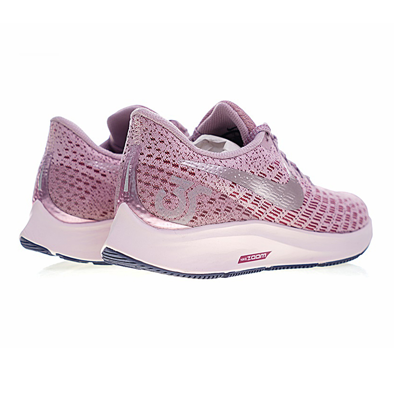 177fb8a02 NIKE AIR ZOOM PEGASUS 35 Women's Running Shoes, Wear resistant Breathable  Lightweight Shock Absorbed, Purple 942855 601-in Running Shoes from Sports  ...