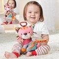Bebé mordedor sophie, lindo animal de la historieta forma de la muñeca, boon con mordedor suave cómodo, seguro juguete interesante como fisher