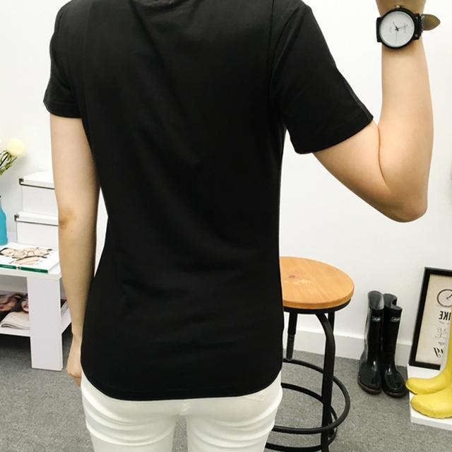 Dragon Ball Z Super Saiyan Goku Luminous 3D Print Women's T-shirt