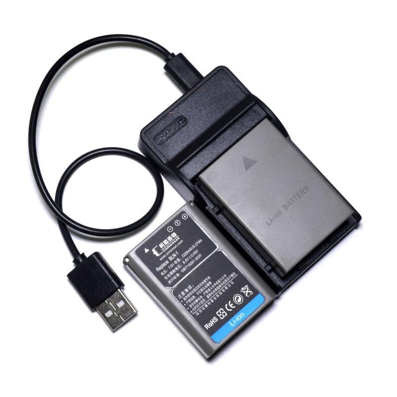 2 PZ BLN-BLN1 Batteria e Caricabatterie USB Per Olympus OM-D PENF EP5 EM5 E-M5 Mark II PEN-F E-P5 EM1 E-M1 Fotocamera2 PZ BLN-BLN1 Batteria e Caricabatterie USB Per Olympus OM-D PENF EP5 EM5 E-M5 Mark II PEN-F E-P5 EM1 E-M1 Fotocamera