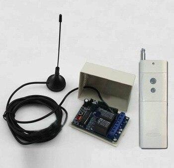 3000 M DC12V 10A 2CH 315/433 MHz RF télécommande sans fil interrupteur Radio contrôleur émetteur récepteur avec antenne