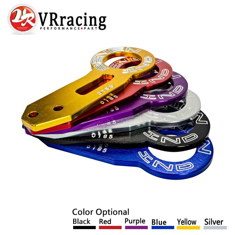VR RACING - Double Letter  Universal BENEN Rear Tow Hook For CIVIC,INTEGRA EG EK DC DC2 VR-THB31 universal racing air intake pipe for honda civic 92 00 ek eg