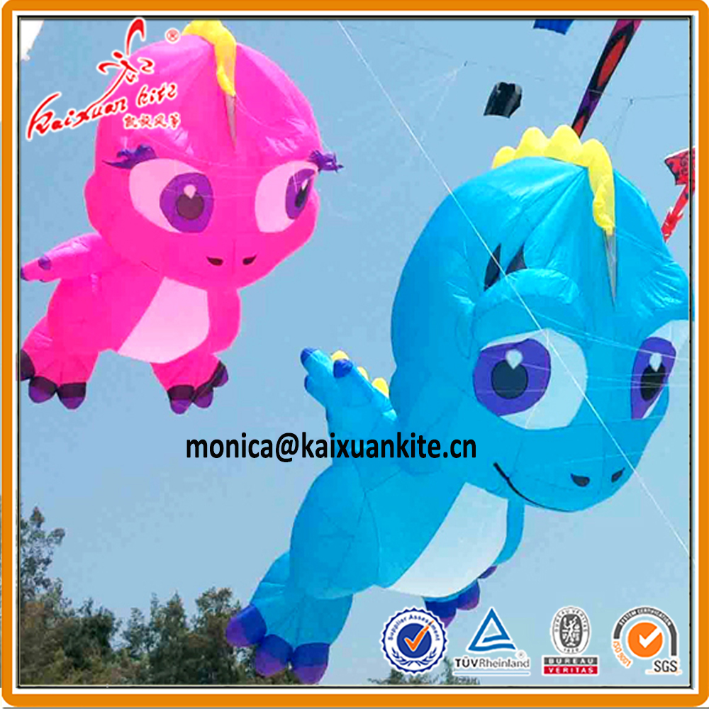 5M Inflatable dragon kite from kaixuan kite factory