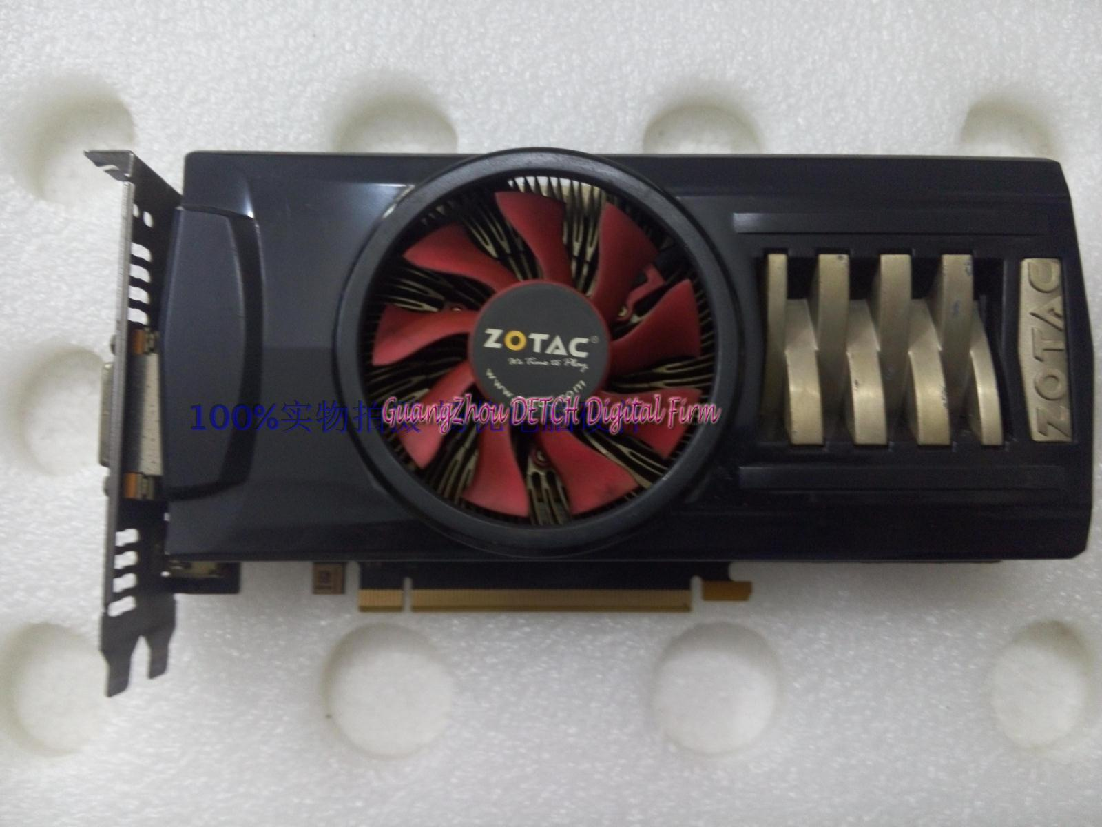GTX460S 1G D5 Used Destroyer game graphics