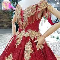 AIJINGYU Suzhou Perfect Wedding Dresses Traditional Gowns Vintage Weddig Best China Muslim Gown Wholesale New Tulle Dress