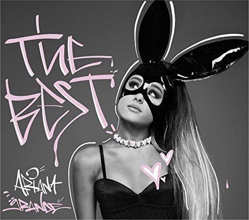New Ariana Grande The Best Cd Box free Shipping Lovely Metoo