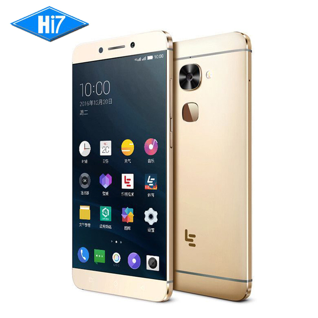"New Global Version Letv LeEco Le 2 X526 Mobile Phone 3GB RAM 32GB Snapdragon 652 Octa Core 5.5"" FHD 16MP Camera 3000mAh Battery"