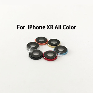 Image 4 - 1pc 100% Original Sapphire For iPhone X XS Max XSM XR Back Camera Cover Lens Protector Glass Lens + Frame Quality AAA