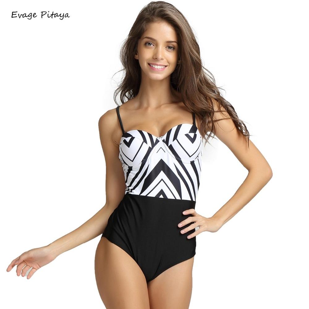 Monokini Swimsuits for Curvy Women