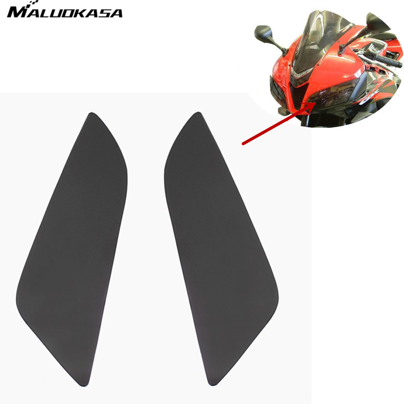 MALUOKASA Headlight Lens Cover Shield For Honda CBR600RR 2003-2006 CBR1000RR 2004-2007 Motorcycle Accessories Clear Black Sales arashi motorcycle radiator grille protective cover grill guard protector for 2008 2009 2010 2011 honda cbr1000rr cbr 1000 rr