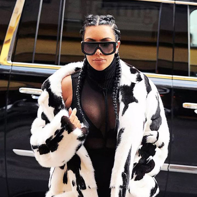 Luxury Sunglasses Women Fashion Retro Brand Designer Sun Glasses For Ladies UV400 Mirror Lens Female Vintage Oculos RS005