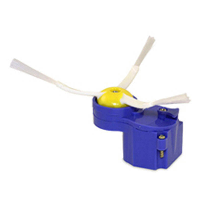1x Upgraded Motor + 1x Robot Side Brush for irobot Roomba 560 570 650 780 880 series Vacuum Cleaner Parts