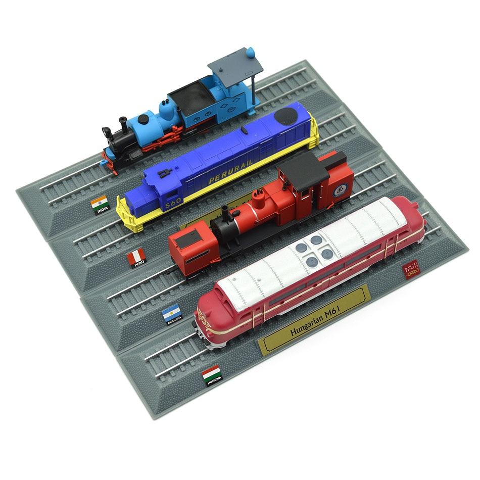 Liga locomotiva modelo que faz a máquina a vapor trem coleção de decoração para casa brinquedo trem de brinquedo para crianças