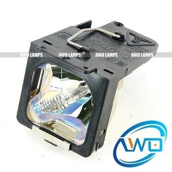 AWO Cheap LV-LP10 Projector Replacement Lamp Module for CANON LV-5100 LV-5110 LV7100e LV-7105