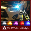 Guang Dian Car led light Marker lamps Clearance Light With lamp bright LED For seat leon ibiza altea toledo T10 w5w 2835 194