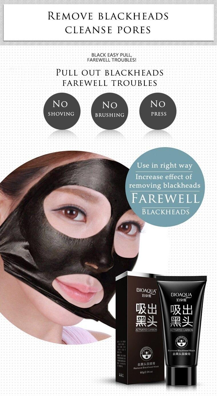 Nariz Removedor de Cravo Máscara Facial Acne