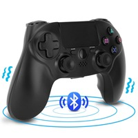 Bluethooth Gamepad for Sony PS4 Controller Double Vibration Joystick Gamepads for PS 4 Bluetooth Joystick Remote Controller