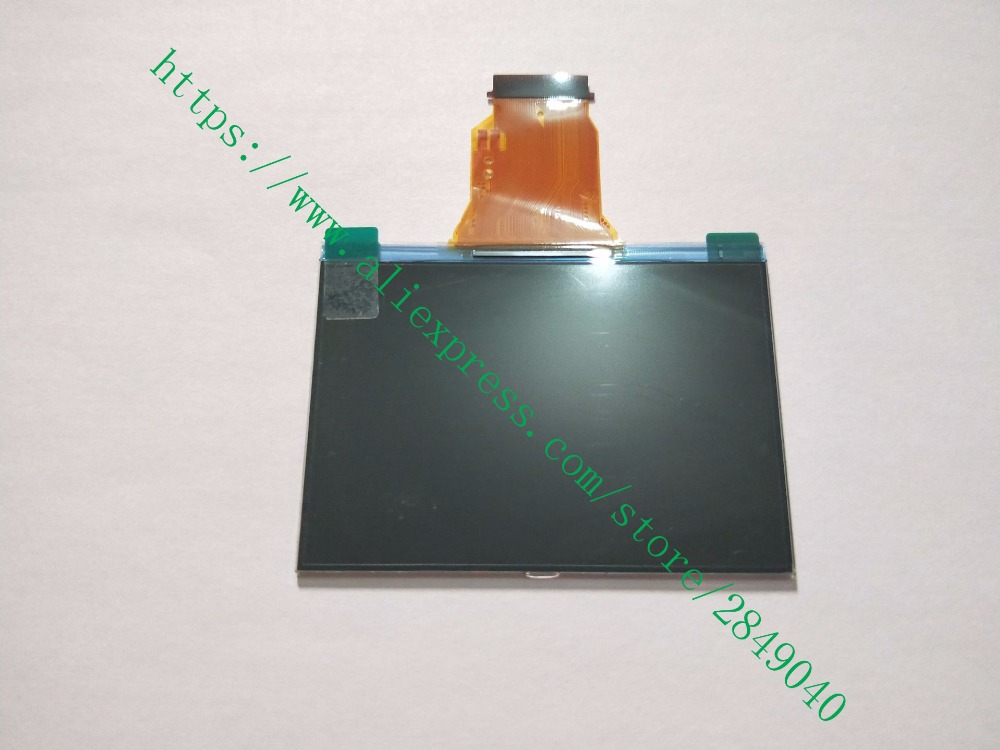 New LCD Display Screen For Canon FOR EOS 600D 60D 6D Rebel T3i FOR EOS Kiss X5 Digital Camera Repair Part Without Backlight