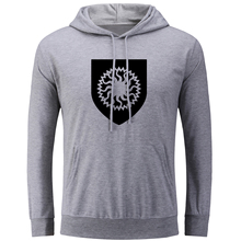 Game of Thrones House Karstark The Sun of Winter Hoodies Men Women Girl Boy Sweatshirt Punk Jackets Hip Hop Hooded Streetwear
