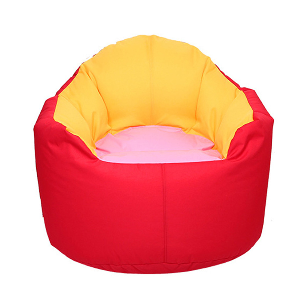 Bean Bag Chair Lazy Sofa Chair Leisure Corner Furniture Modern Outdoor Beanbag Sitting Kids Bean Bags Soft Chair for Living Room цена