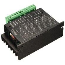 CNC de Un Solo Eje TB6600 2/4 Fases Hybrid Stepper Motor Drivers Controlador 4A Nueva