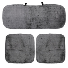 Winter Warm Car Seat Mats Plush Fur for Automobile Interior Cover