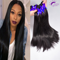 9A Brazilian Virgin Hair Straight Weave 5 Bundles Brazilian Straight Hair Cheap  Hair Soft Remy Queen Hair Extensions wigs